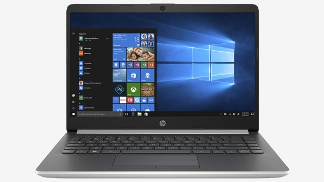 HP 14 DK0093AU laptop in India