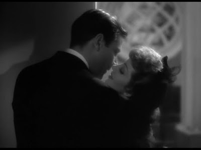 (1942) The Palm Beach Story, Claudette Colbert y Joel McCrea