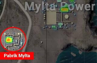 Tempat Rahasia Yang Jarang Dikunjungi di Map Erangel PUBG, Tempat yang Terakhir Sangat Rahasia