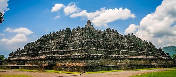 Borobudur, Candi Paling Terkenal di Indonesia