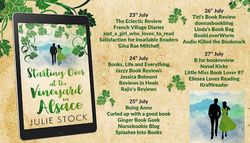 French Village Diaries book review Starting Over at the Vineyard in Alsace Julie Stock