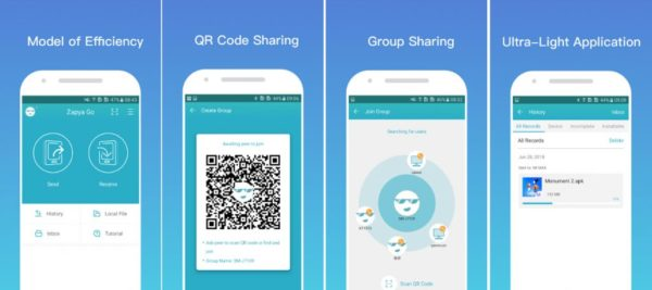 Zapya Go- Free File Transfer & Sharing for Android