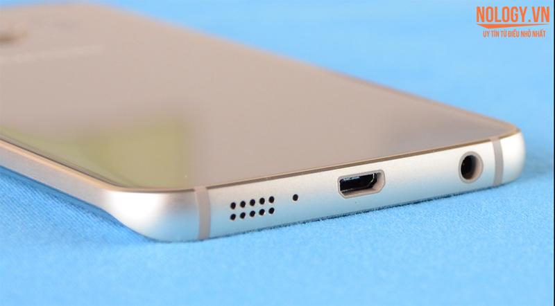Giá Galaxy S6 Edge cũ bao nhiêu