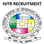 NIT Raipur Non Teaching Post Recruitment