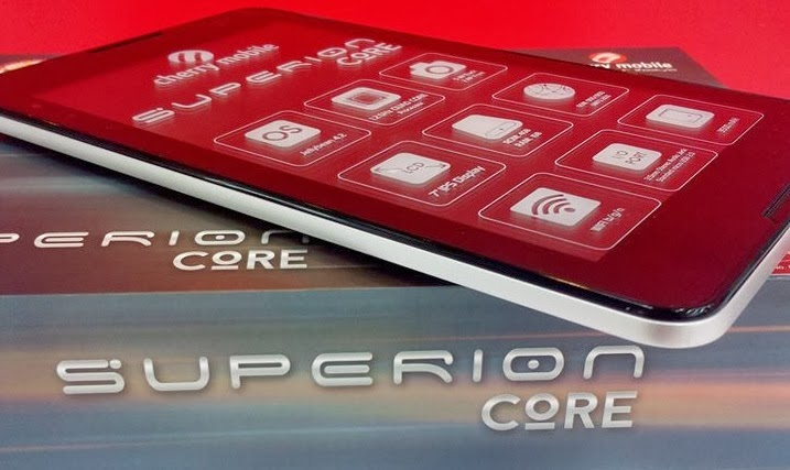 Cherry Mobile Superion Core with Retail Box