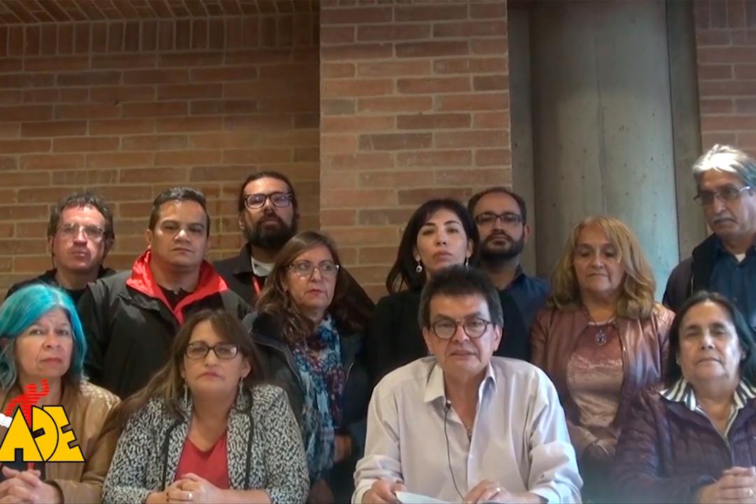 Balance reunión con la SED 18 de enero de 2019