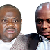 Wike blasts Amaechi, calls him reckless blackmailer