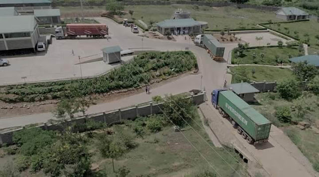 Makueni County government second Processing plant.