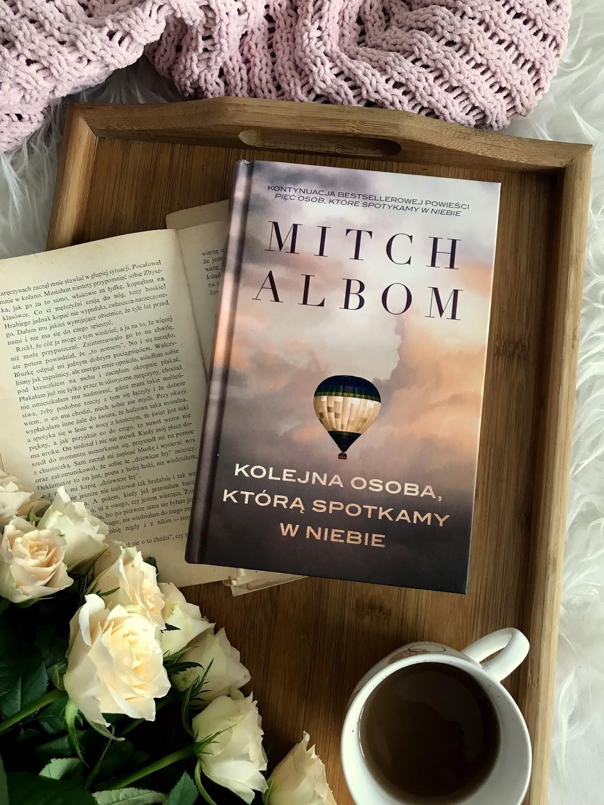 Mitch Albom, Kolejna osoba, którą spotykamy w niebie