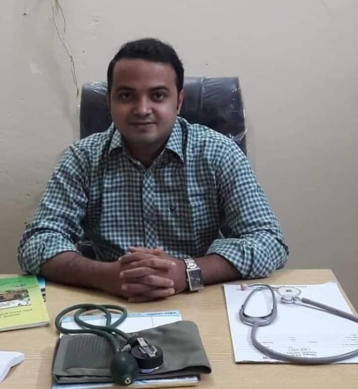 আরএমও'র দায়িত্ব পেয়েছেন ডা. শিব শেখর