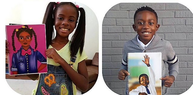Shop Moe Melanin for School Supplies that Inspire Kids to be Somebody!