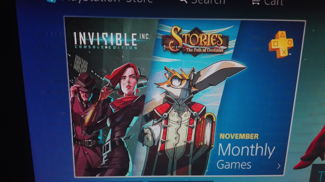 Invisible Inc. y Stories: The Path of Destinies en los PSN+ de diciembre según rumor