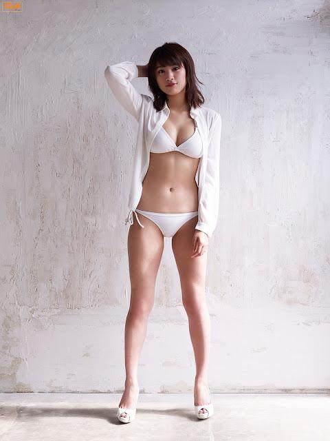 Ikumi Hisamatsu 久松郁実 Bomb TV Pictures