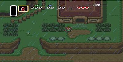 The Legend of Zelda: A Link to the Past [Español] - Captura 2