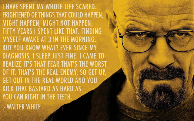 Top Breaking Bad Inspirational quotes