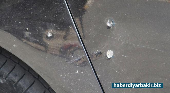 Silvan Belediyesi özel kalem müdürü İbrahim İçgil'e silahlı saldırı