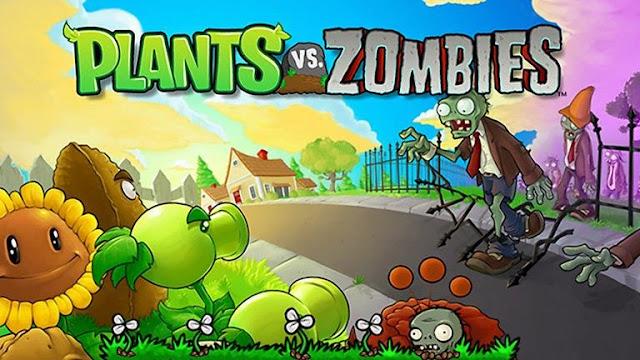 لعبة النباتات ضد الزومبي