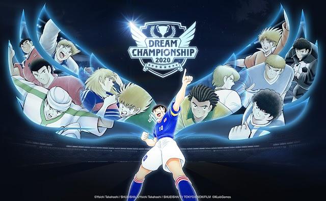 انطلاق بطولة  2020 Captain Tsubasa: Dream Team – Dream Championship عبر الانترنت اليوم!