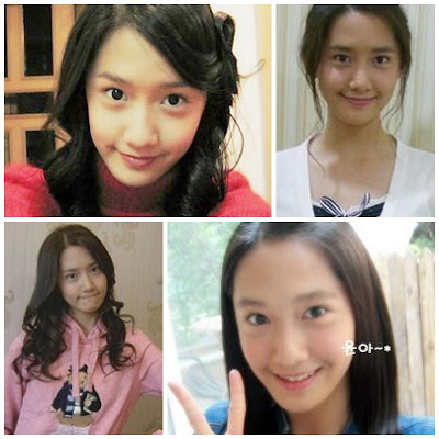 yoona pre debut pictures