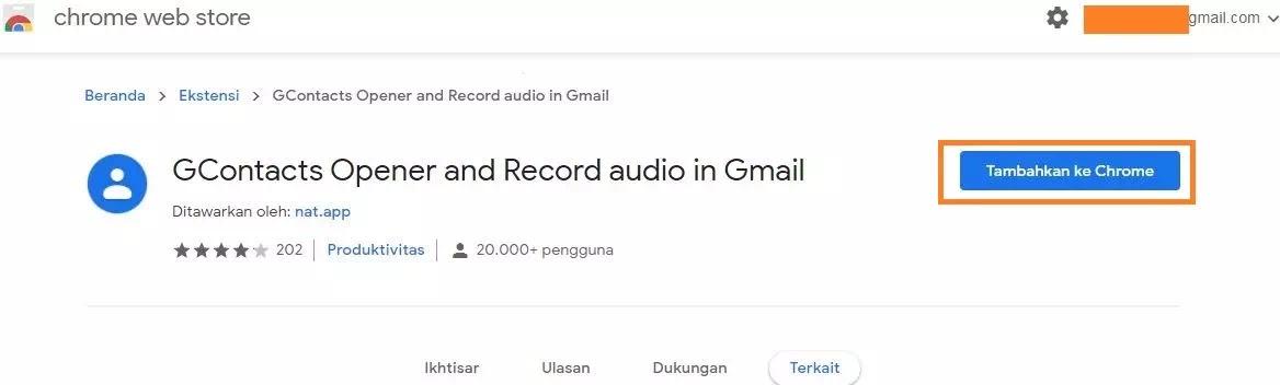 Cara Mengirim Pesan Audio di Gmail-1