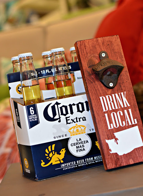 fathers day, gifts for guys, beer mount