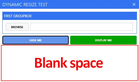 Resize the main WPF window dynamically - Syst & Deploy