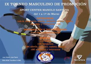 Tenis Manolo Santana