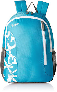 Skybags Blue Casual Backpack