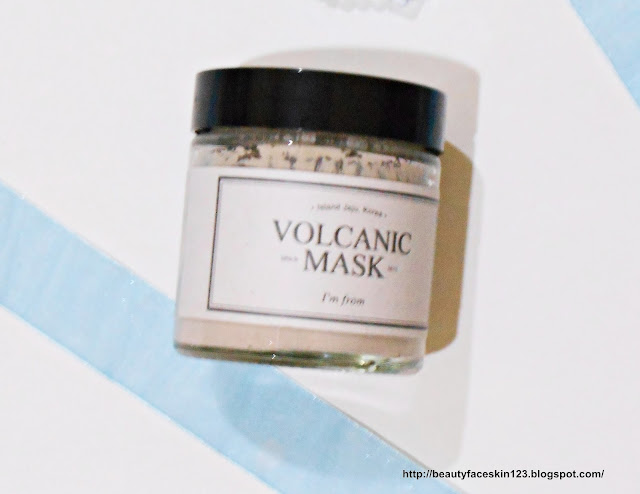 8 BEST KOREAN SKINCARE PRODUCTS FOR ACNE PRONE SKIN, I'M FROM VOLCANIC MASK