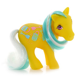 MLP Sand Digger Year Seven Sunshine Ponies G1 Pony