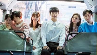 Lee Min Ki, Jung So Min, Esom, Kim Ga Eun, Park Byung Eun, Kim Min Suk adalah para pemain dalam drama korea Because This Is My First Life
