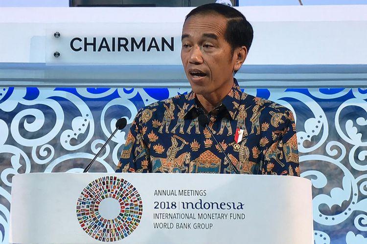 "Inilah Isu-Isu yang Dijawab Jokowi dengan ""Tanyakan Menteri"""