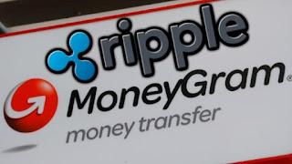 moneygram  ضخ أموال بقيمة 113 مليون دولار من ريبل كاش كإيرادات