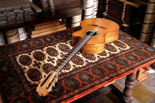 Nylon String Acoustic Guitar - Luiggi Luthier - 2019 - Argentina