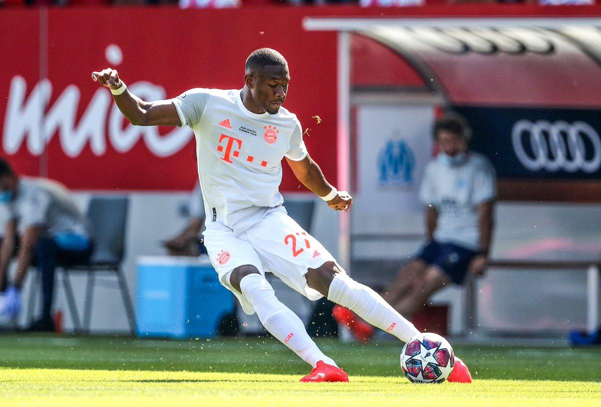 Xiêu lòng trước thiện chí của BLĐ Bayern, Alaba đổi ý