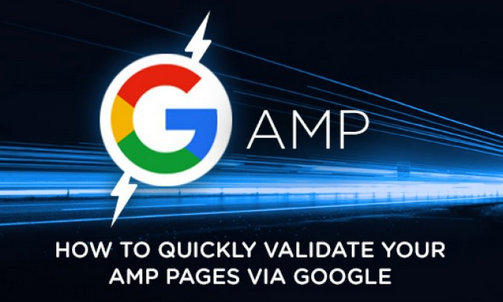 How to quickly validate your AMP