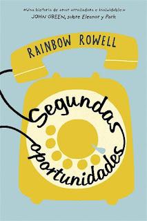 Segundas oportunidades   Rainbow Rowell
