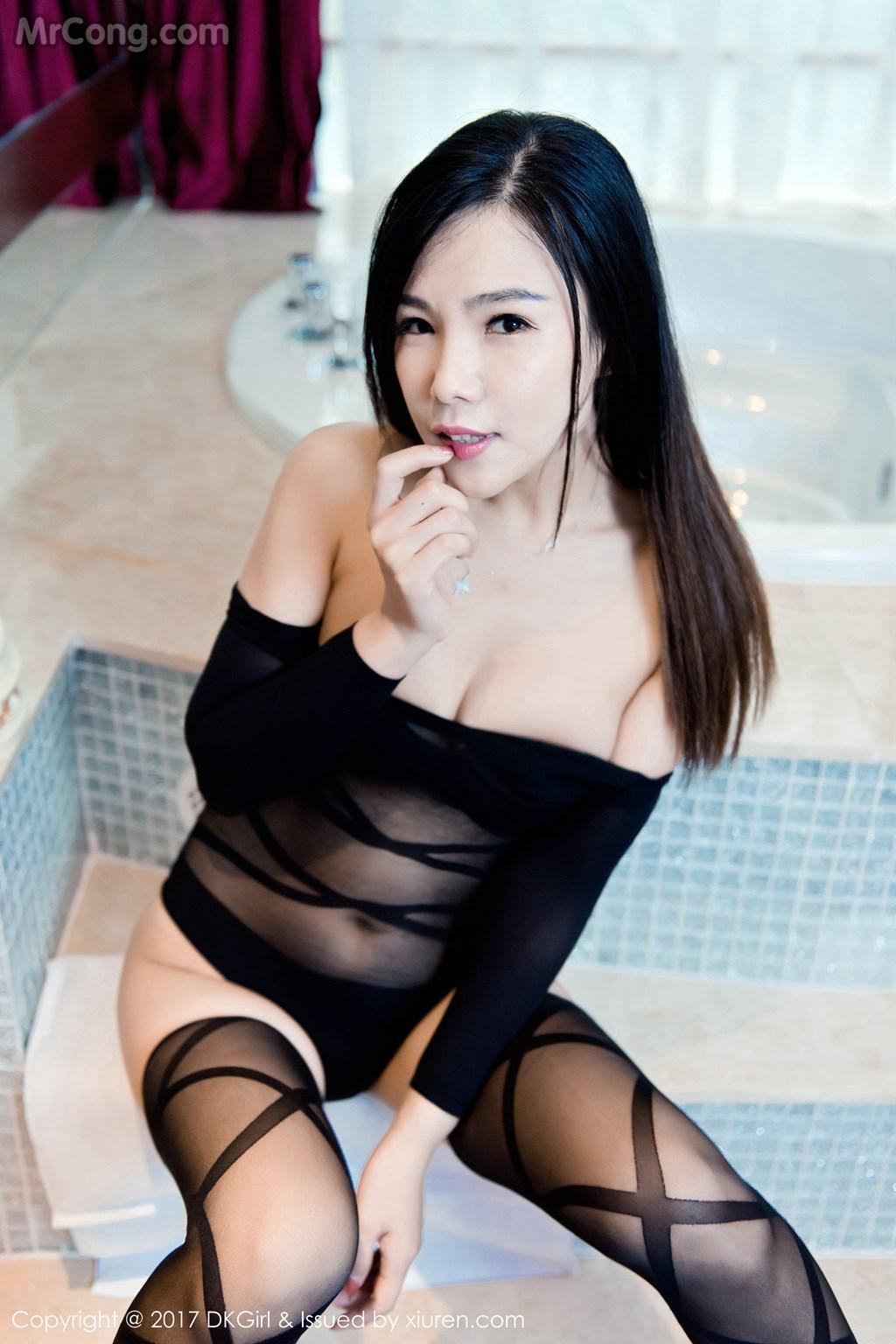 Người mẫu Ding Xiaonan với album ảnh sexy và quyến rũ 18