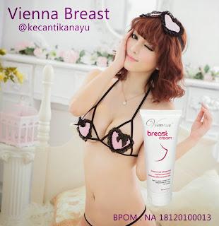 Cream Pembesar Payudara BPOM