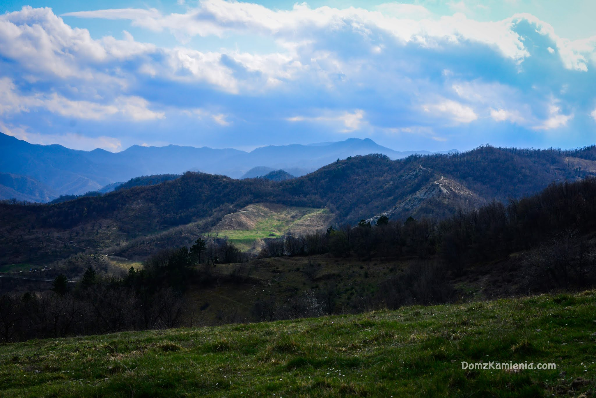 Dom z Kamienia - blog o życiu w Toskanii, Marradi
