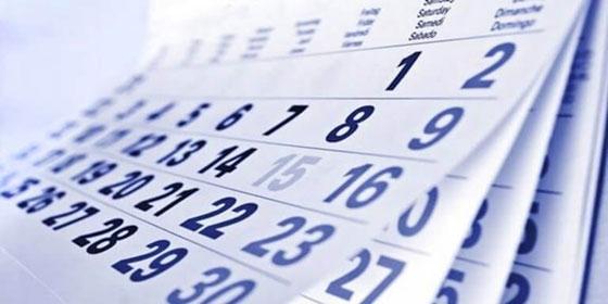 Πόσα τριήμερα και ποιες αργίες απομένουν μέχρι το τέλος του 2021