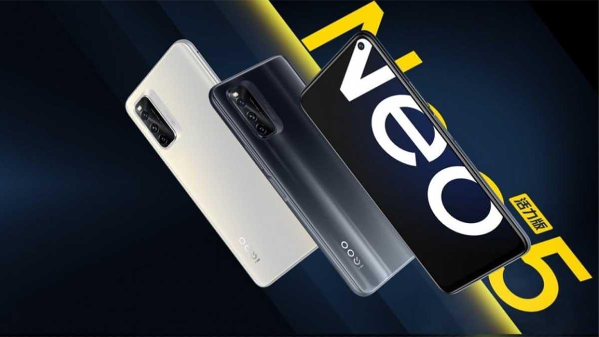 iQOO Neo5 Lite