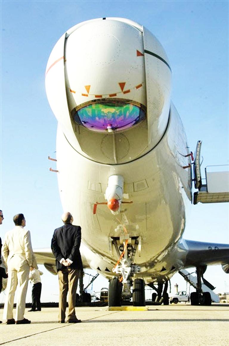 Boeing YAL airborne Laser