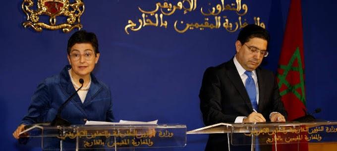 Marruecos y España anuncian mantener conversaciones sobre las aguas territoriales