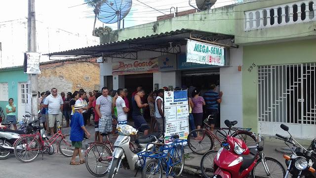 Polícia: Assaltantes invadem lotérica e levam malote de dinheiro em Goiana