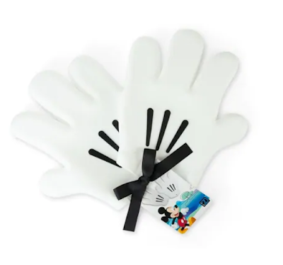 Disney Mickey Mouse Silicone Oven Mitt Set