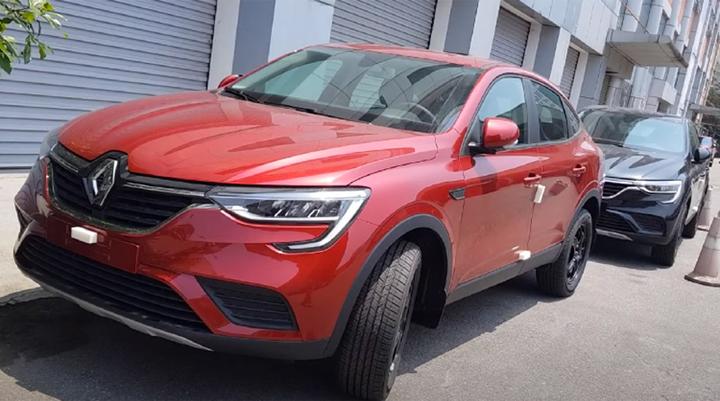 Cận cảnh Renault Arkana xe sang bình dân có giá chưa tới 900 triệu tại Việt Nam