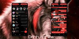 Tiger Theme For YOWhatsApp & Fouad WhatsApp By Driih Santos