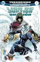 DC Renascimento: Liga da Justiça da América #7