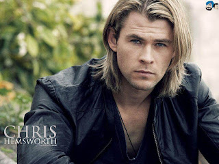 Hottest Hollywood actors Chris Hemsworth